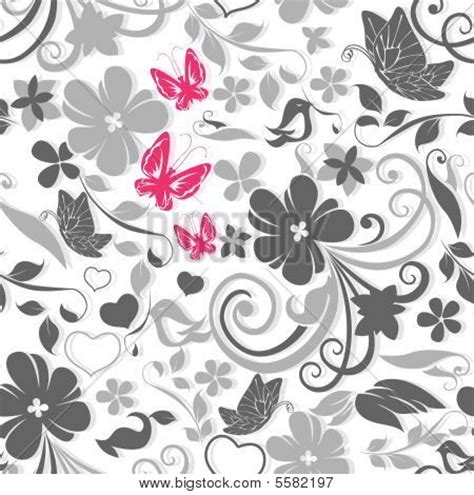 pink and grey pattern wallpaper group 18 color scheme