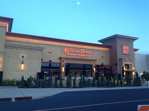 Garden State Mall Cheesecake Factory by Food Service Needs Some Work And Attention