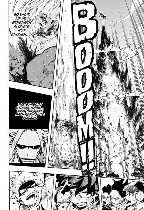 My Hero Academia Chapter 277 - My Hero Academia Manga Online