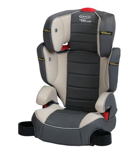 graco turbo booster seat safety rating item 1831251