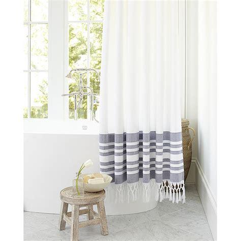turkish shower curtain ballard designs