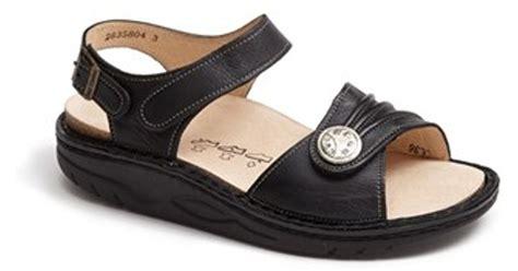 finn comfort sausalito finn comfort finnamic by sausalito sandal in black