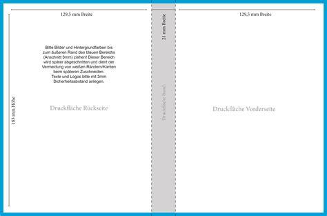 Word Vorlage Dvd Cover dateivorgaben