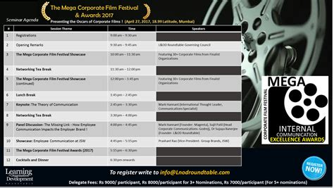 cinema 21 register register today the mega corporate film festival and