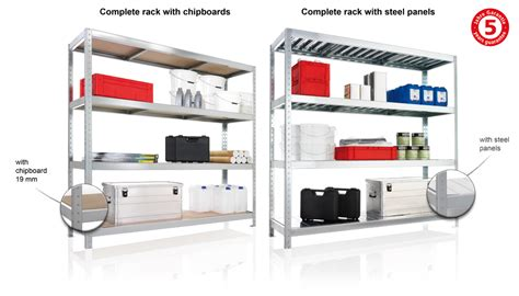 Speed Racking by Boltless Wide Span Racks