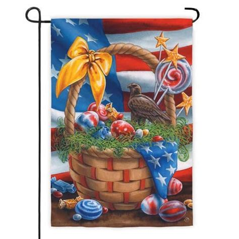 easter garden flag patriotic easter garden flag