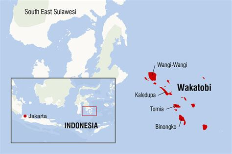 Indonesia X Files 1 indonesia travel wakatobi cnn travel