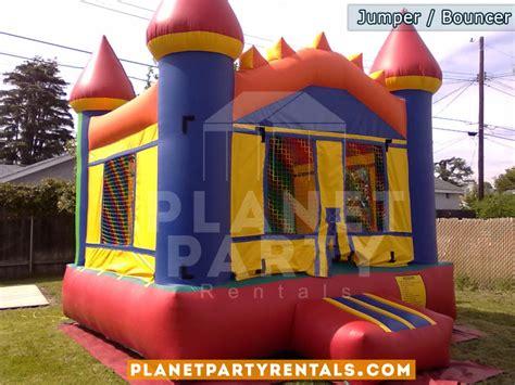 jumper bouncer bounce house rentals jumper rental san