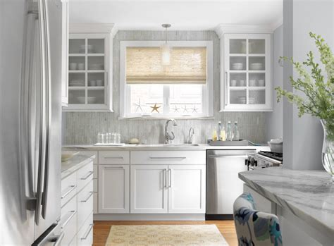 baum house design white beachy kitchen