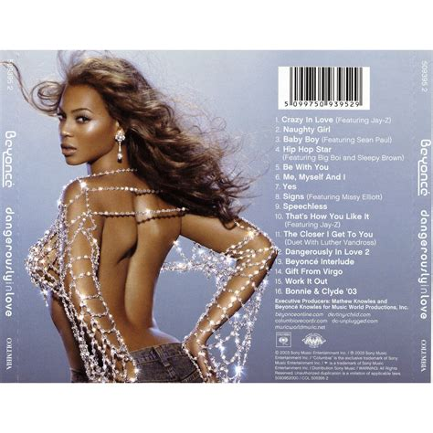 free download mp3 beyonce the closer i get to you dangerously in love beyonce mp3 buy full tracklist