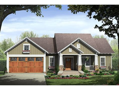 craftsman house plan plan 001h 0123 find unique house plans home plans and