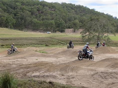 bmw road bicycle bmw motorrad off road training ready for 2016 bike review