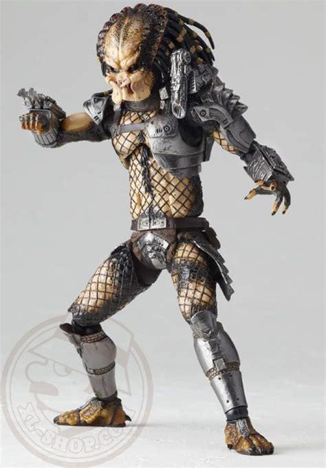 Predator Revoltech Sci Fi Series No 022 kaiyodo sci fi revoltech series no 022 predator