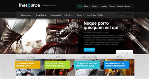 elegant themes gallery page thesource wordpress theme