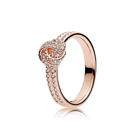 Where Can I Buy A Pandora Gift Card - sparkling love knot ring pandora uk pandora estore