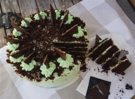 After Eight Torte by The Bakery 2 Go After Eight Torte