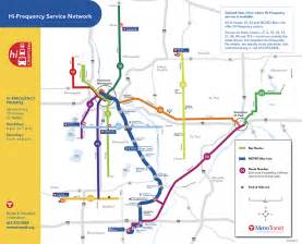 light rail minneapolis maps for driving skyways parking and biking in downtown