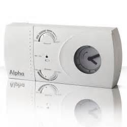 Alpha Wireless Thermostat