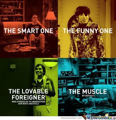 The Big Bang Theory Memes - the big bang theory characters by alpheus meme center