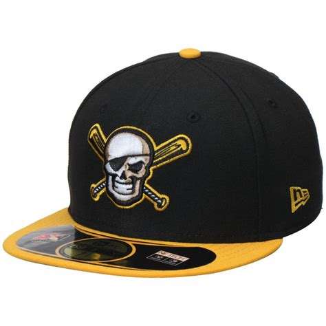 s bradenton marauders new era black gold alternate 2