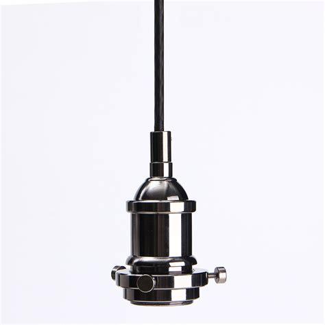 Pendant Light Socket E27 Vintage Loft Metal Ceiling Pendant L Hanging Light Holder Socket Alex Nld