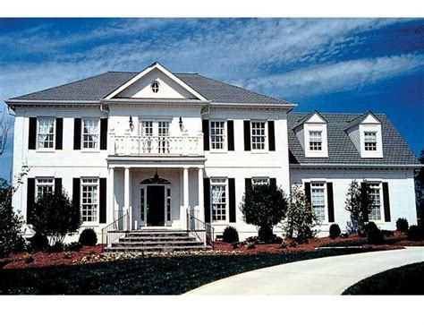 federal colonial house plans including federal colonial house plans home design and style