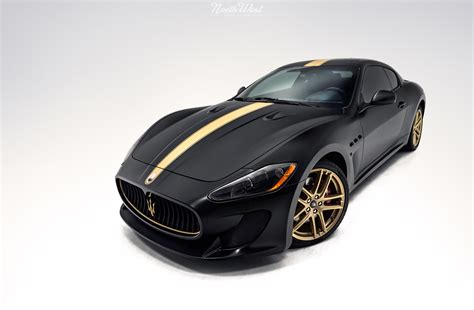 gold maserati car maserati gran turismo xpel stealth satin gold car wrap