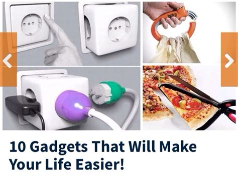 gadgets that make life easier musely