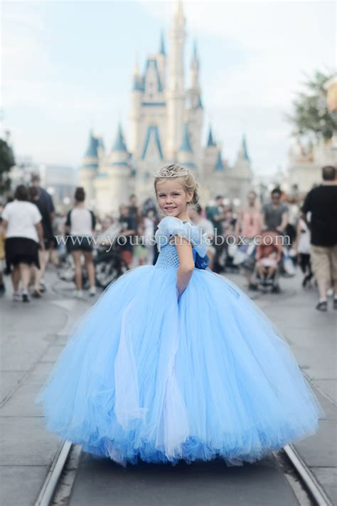 Dress Tutu Cinderella cinderella tutu dress by yoursparklebox