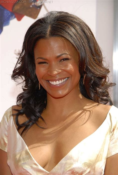 nia long weave styles nia long s new movie brown sista