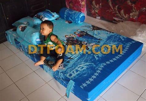 Sofa Bed Lipat Karakter sofa bed karakter kartun untuk anak frozen dtfoam