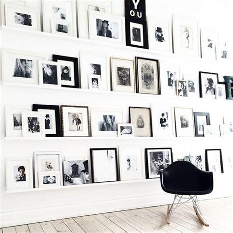 idee cornici 30 idee per decorare le pareti con le cornici ikea ribba