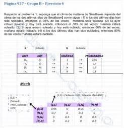 cadenas ocultas de markov ejemplos investigaci 211 n de operaciones 2 ejercicios sobre cadenas