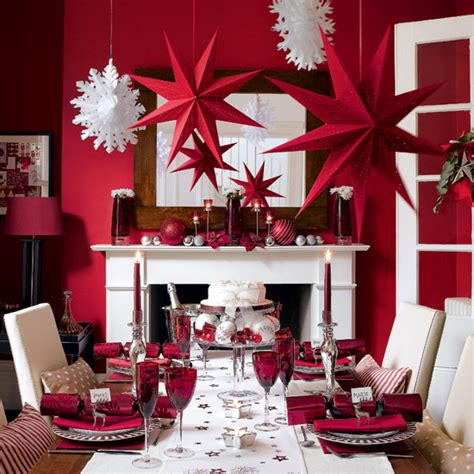 creative inspiring christmas dinner table settings and