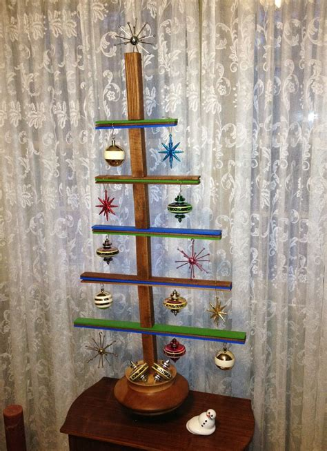 13 best mid century modern christmas trees images on