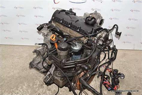 Austauschmotor Audi A4 by Audi A4 B7 8e 04 08 Motor Bpw 2 0tdi 103kw 140ps Diesel Pd