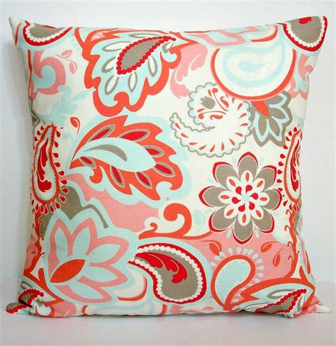 throw pillow cover 16x16 cotton toss accent bed