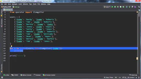 tutorial python dictionary python programming tutorial 55 dictionary multiple key