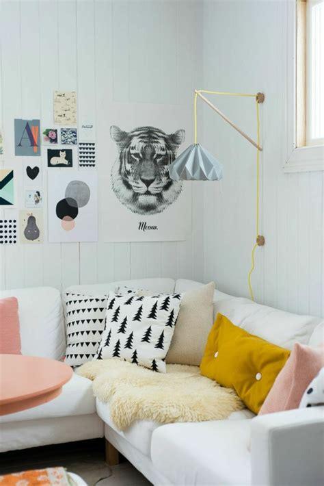 grundlegende wohnzimmer ideen 50 helle wohnzimmereinrichtung ideen im urbanen stil