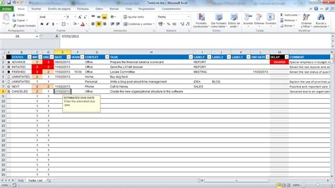 task list excel template myideasbedroom com