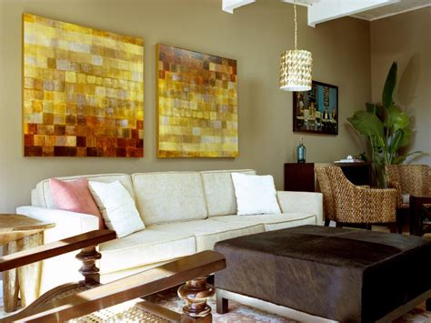 Warm Tone Living Room by Search Viewer Hgtv