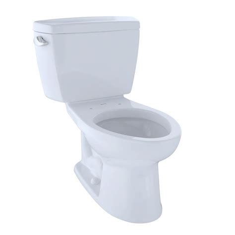 Eco Drake Toilet 1 28 Gpf by Toto Eco Drake Ada Compliant 2 Piece 1 28 Gpf Single Flush