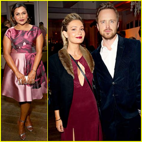 mindy kaling julia powell tommy dewey photos news and videos just jared