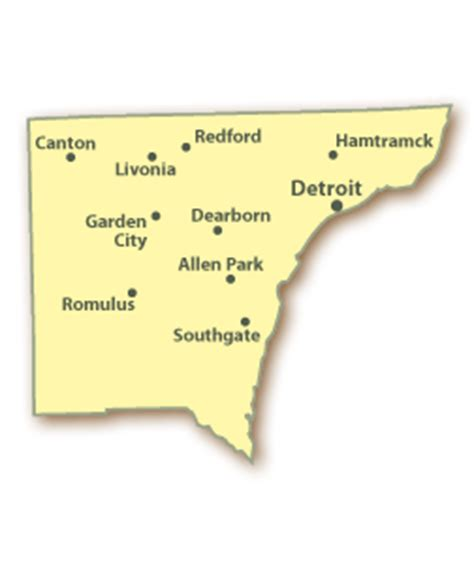 Wayne County Mi Property Records Michigan Wayne County Real Estate Homes For Sale