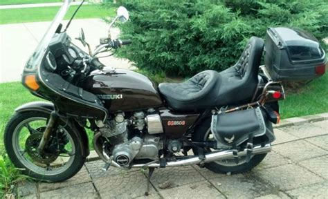 Suzuki Gs850g Parts 1981 Suzuki Gs850g Quot As Is Quot For Quot Parts Or For Sale On 2040