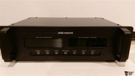 audio format on cd player audio research cd2 cd player with remote photo 1126070
