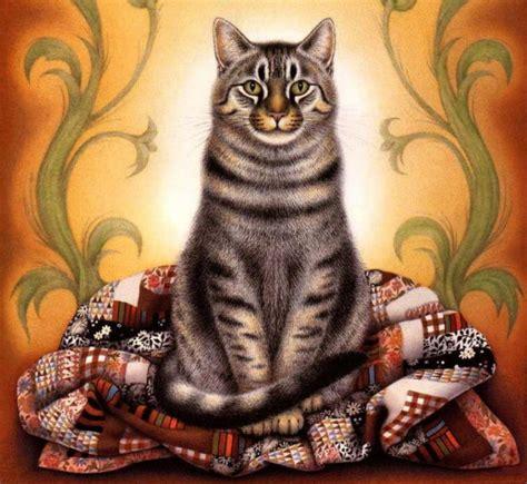 The Patchwork Cat - cat portraits nicola bayley