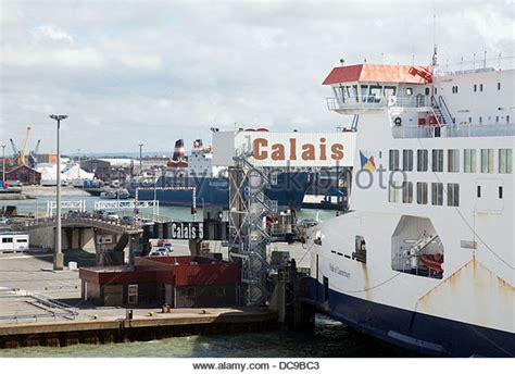 calais ferry port calais ferry port stock photos calais ferry port stock