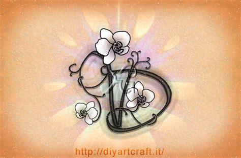 stile lettere tatuaggi 10 disegni stile floreale diyartcraft