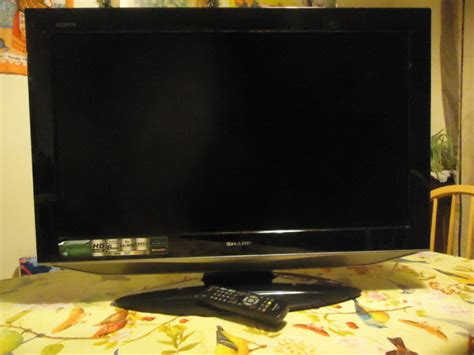Tv Sharp Ioto 32 Inch 32 inch sharp tv for sale in headford road galway from